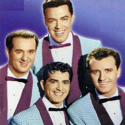 The Four Aces featuring Al Alberts